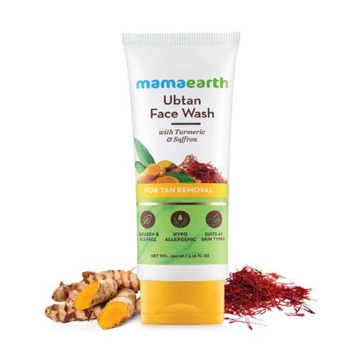 Natural Face Wash for Dry Skin