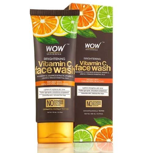 Science Brightening Vitamin C Face Wash