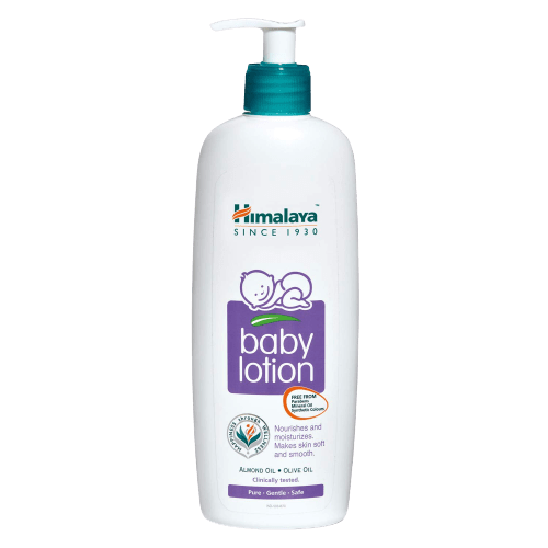best lotions for baby