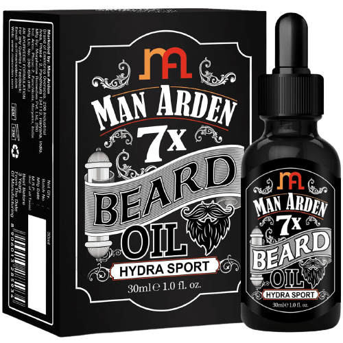 Man Arden  7x beard oil helps you to grow your beard oil with a speed of 7 times of ordinary beard oil.